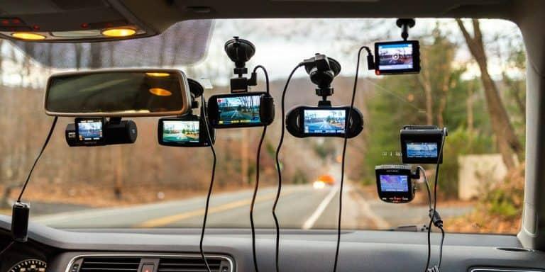 best dash cam for uber