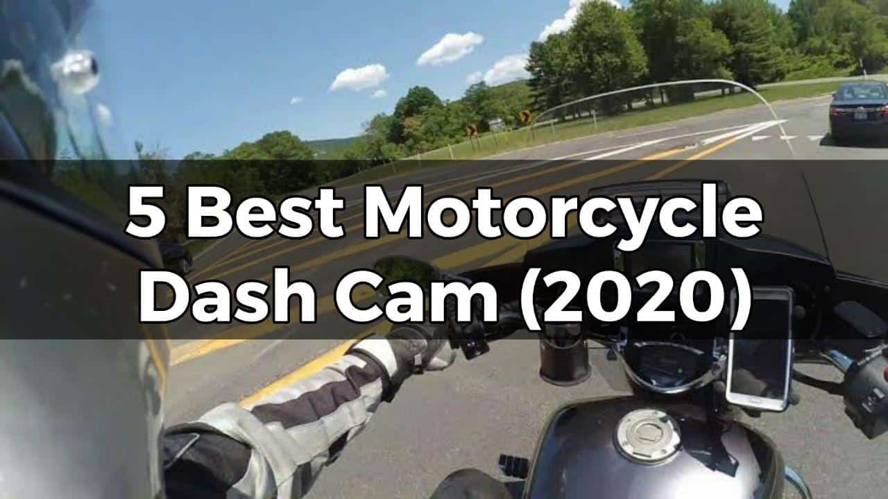 best motorcycle dash cam