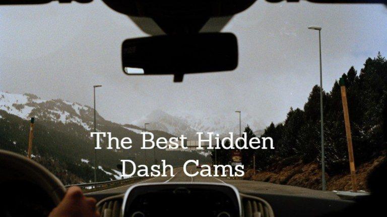 small dash cameras