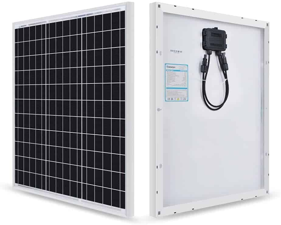 Solar Powered Dash Cam