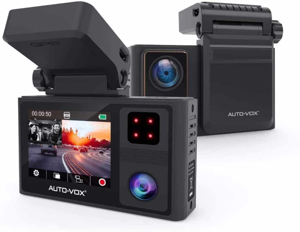 Battery Powered Dash Cam